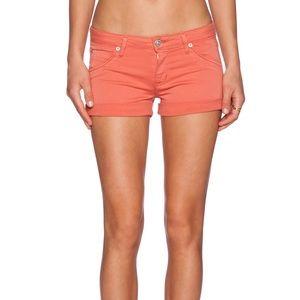 Hudson Hampton cuffed shorts Capo sz 26